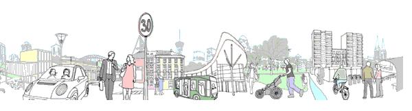 framtidens byer
