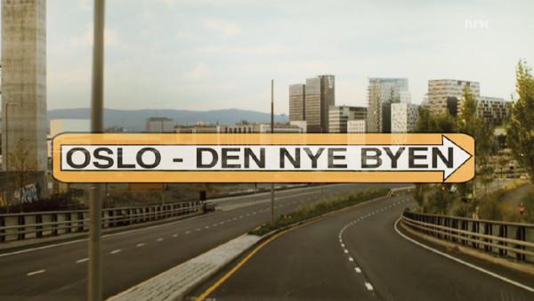 oslo den nye byen